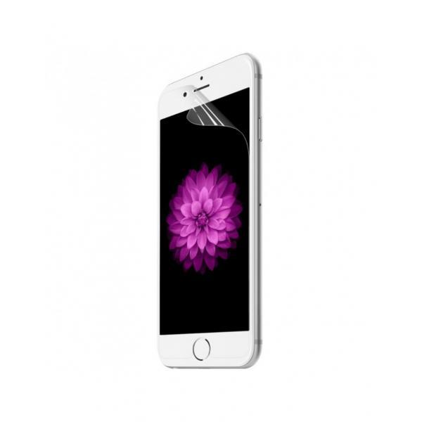 """Pachet 2 folii protectie ecran pentru iPhone 6 Plus 5.5"""" 0"""