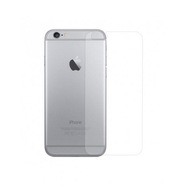 Sticla securizata 0.3 mm protectie spate pentru iPhone 6s Plus / 6 Plus 0