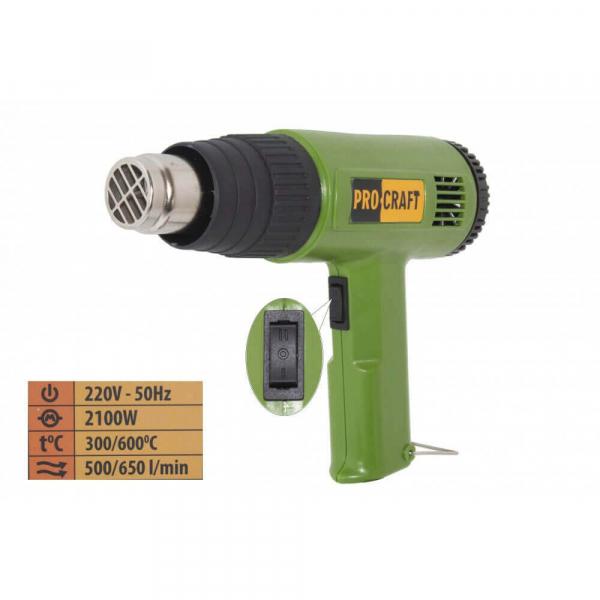 Feon industrial Procraft PH2100, 2100W, 600°C 1