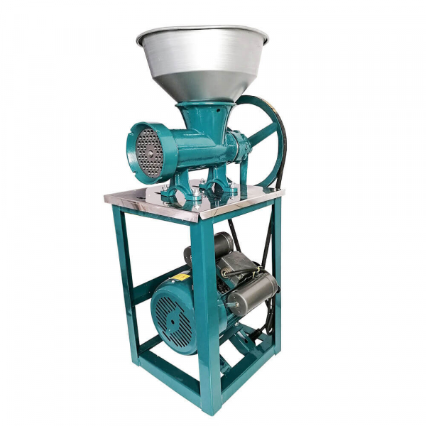 Masina electrica de tocat carne nr. 32, 3.0 KW, 1400 Rpm, Brillo 1