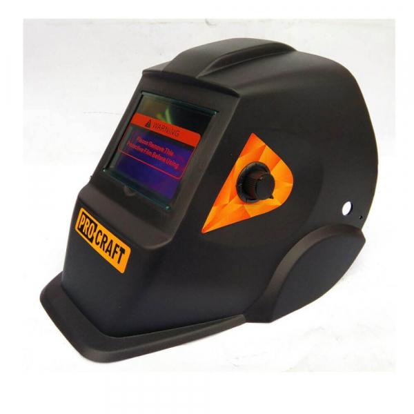 Masca Sudura ProCraft SHP90-30 Automata, Solara cu reglaj si cristale lichide 1