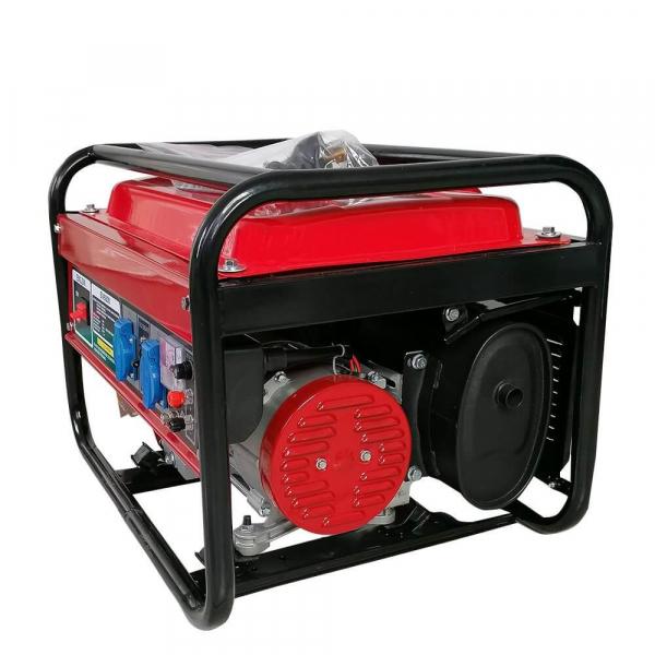 Generator electric pe benzina ALPIN Profi, 2800W, 7Cp 3