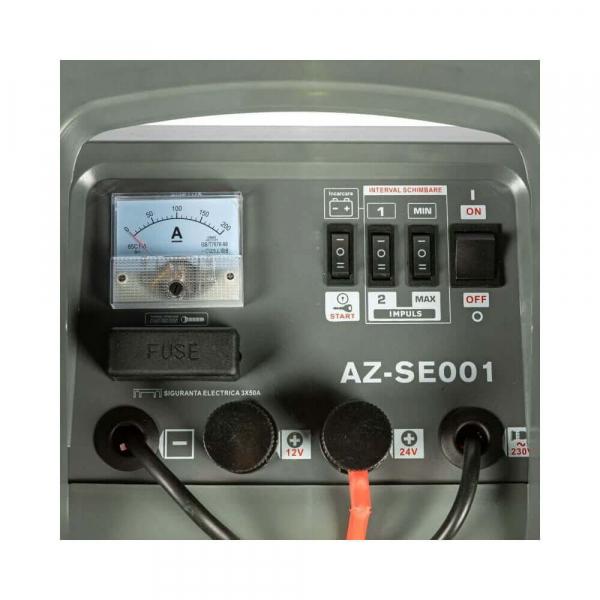 Robot incarcare auto 20-1550 Ah CD-630 Almaz, AZ-SE001 3