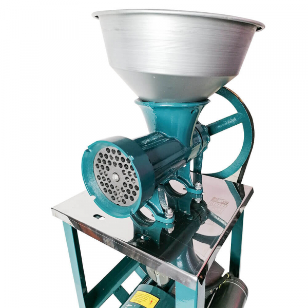 Masina electrica de tocat carne nr. 32, 3.0 KW, 1400 Rpm, Brillo 5