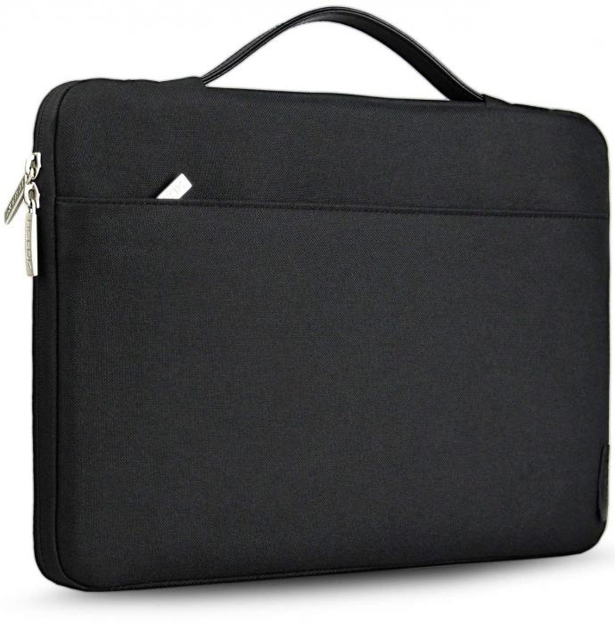 """Geanta protectie pentru MacBook 13.3"""", neagra 0"""