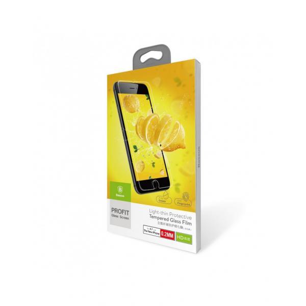 Sticla securizata BASEUS 0.3mm pentru iPhone 7 Plus 5.5 inch 3