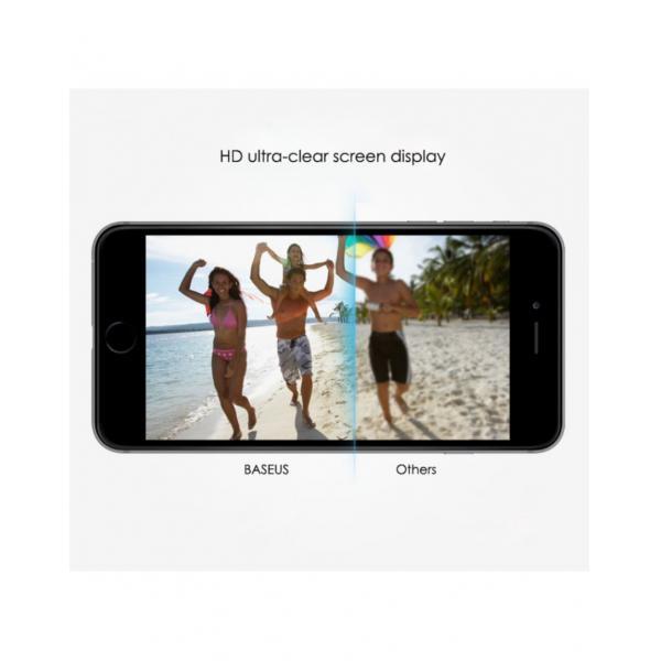 Sticla securizata protectie ecran completa pentru iPhone 7 / 8 Plus 3
