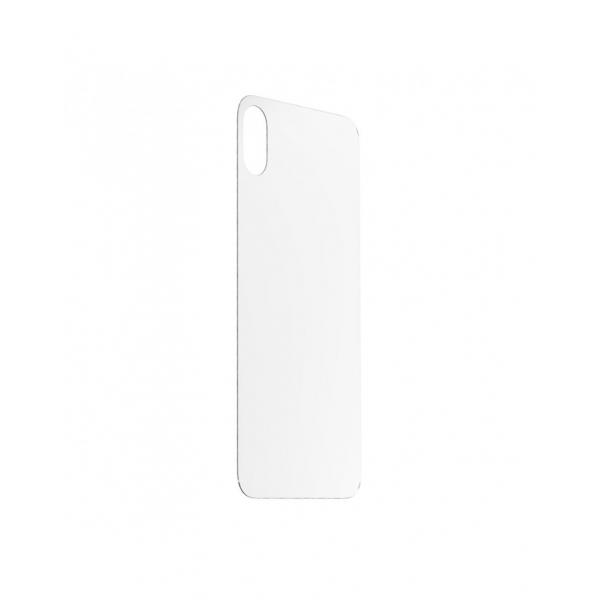 Sticla securizata protectie spate pentru iPhone X 5.8 inch 1