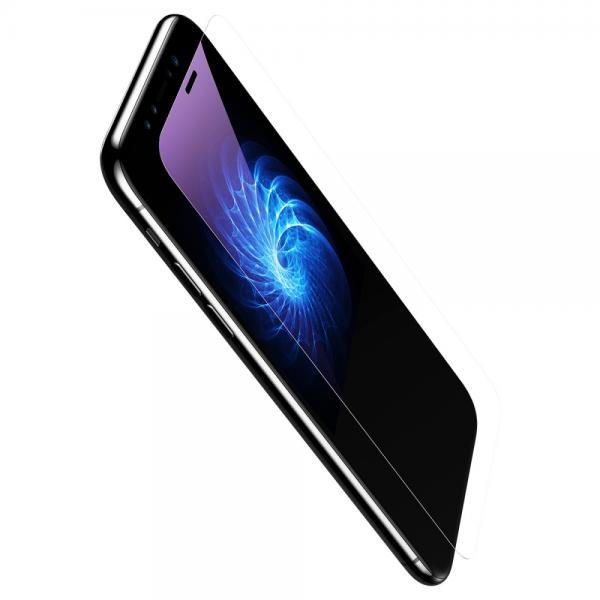 Pachet sticle securizate protectie fata spate pentru iPhone X 1