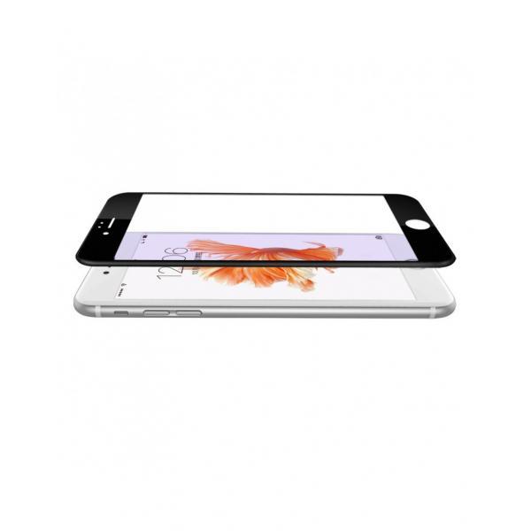 Sticla securizata protectie ecran BASEUS pentru iPhone 6 Plus / 6S Plus 5.5 inch, neagra 3