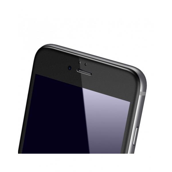 Sticla securizata protectie ecran BASEUS pentru iPhone 6 Plus / 6S Plus 5.5 inch, neagra 4