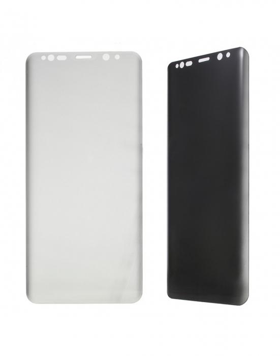 Sticla securizata protectie ecran completa anti-spy pentru Samsung Galaxy Note 8 0