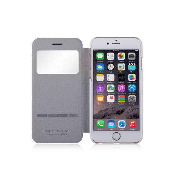 "Husa protectie MOMAX ""Window View"" pentru iPhone 6 / 6s 3"
