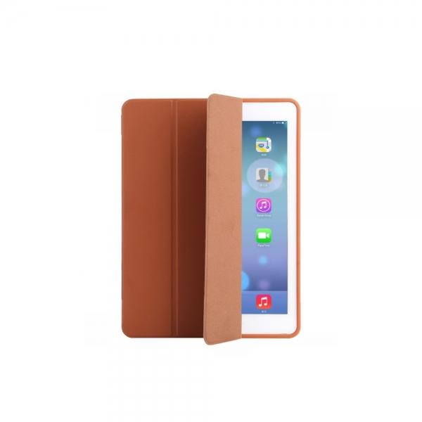 Husa protectie din piele ecologica pentru iPad Pro 10.5 (2017), maro 1