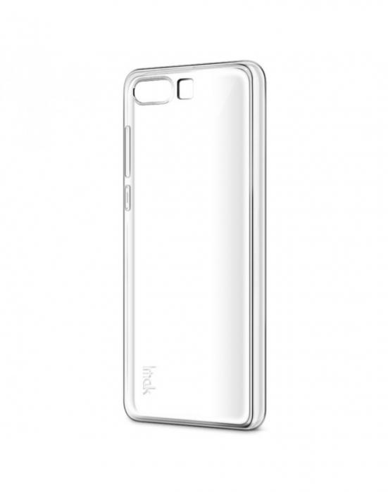 Carcasa de protectie spate IMAK din gel TPU pentru Huawei P10 Plus, transparenta 1