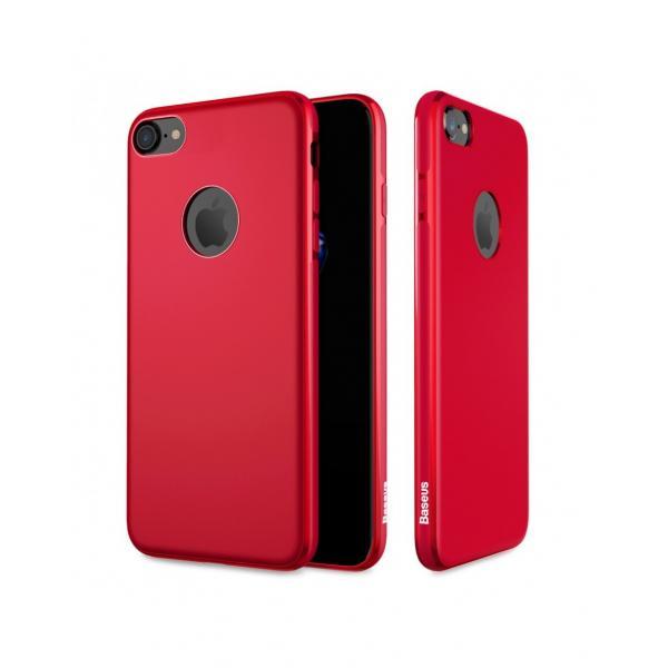 Carcasa protectie spate BASEUS din gel TPU pentru suport magnetic pentru iPhone 7 Plus 2