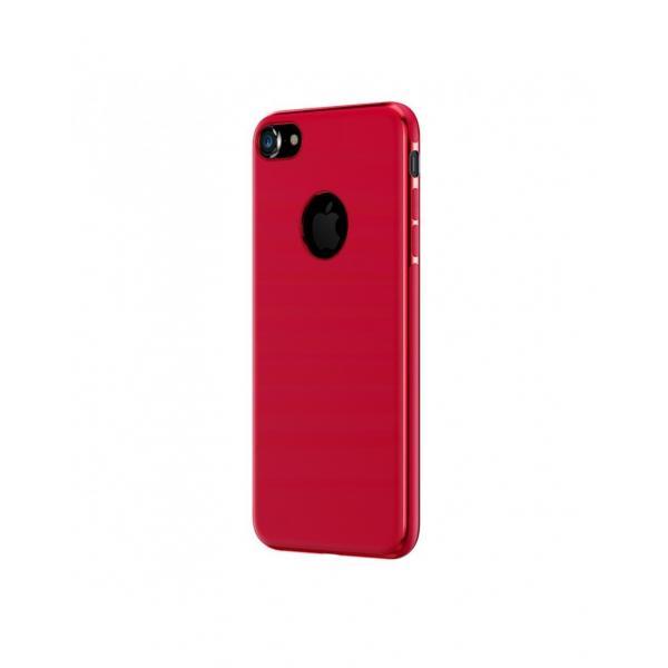 Carcasa protectie spate BASEUS din gel TPU pentru suport magnetic pentru iPhone 7 Plus 1