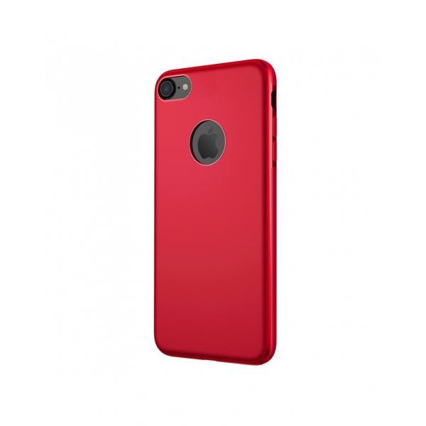Carcasa protectie spate BASEUS din gel TPU pentru suport magnetic pentru iPhone 7 Plus 0