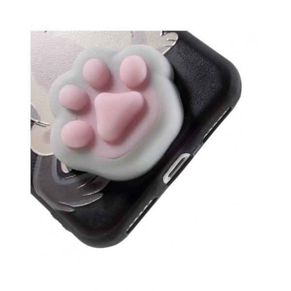 Carcasa protectie spate cu Squishy pentru iPhone 7 / iPhone 8 2