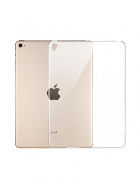 Carcasa protectie spate din gel TPU pentru iPad Pro 12.9 (2015)/ Pro 12.9 (2017), transparenta 0