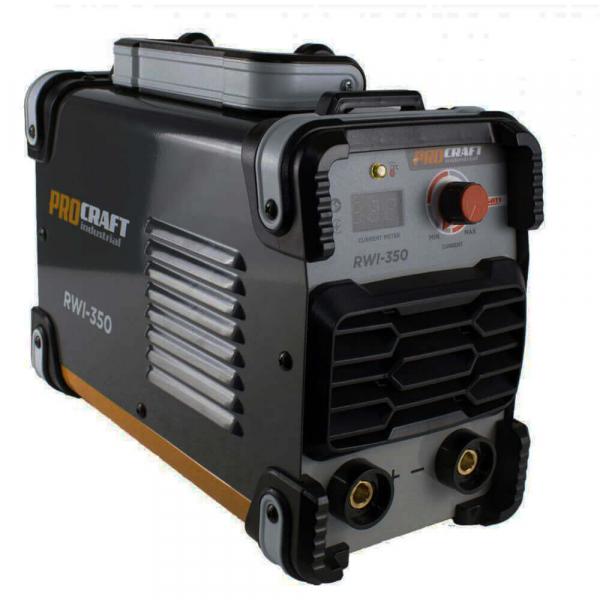 Aparat sudura Invertor MMA Procraft RWI 350, Industrial, Tranzistori IGBT + Masca, Model 2020 [1]