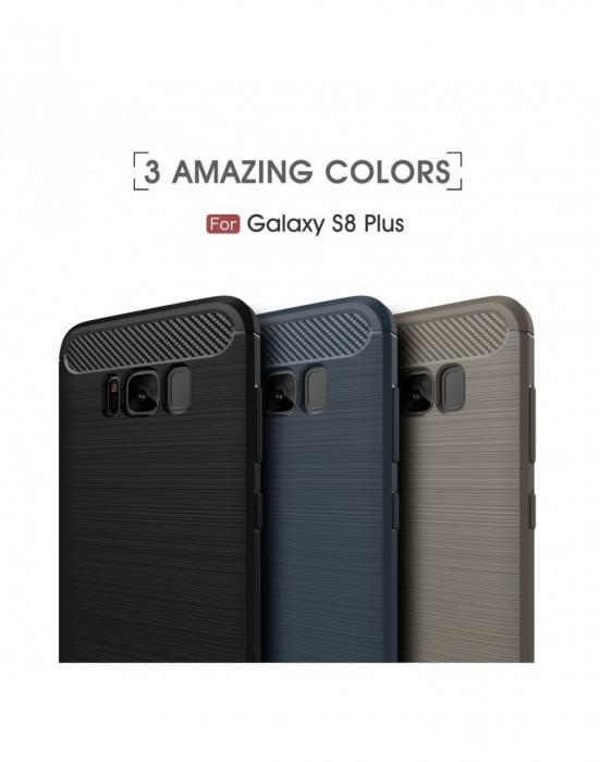 Carcasa protectie AMORUS din gel TPU pentru Samsung Galaxy S8+ G955 3