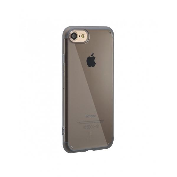 Carcasa protectie BASEUS din gel TPU pentru iPhone 7 4.7 inch, neagra 1