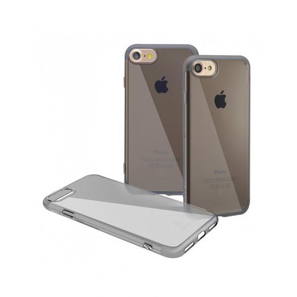 Carcasa protectie BASEUS din gel TPU pentru iPhone 7 4.7 inch, neagra 2