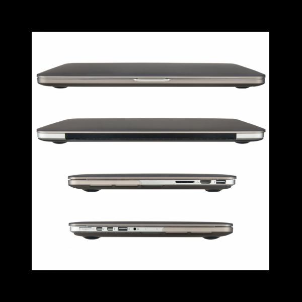 Carcasa protectie slim din plastic pentru MacBook Pro 13.3 inch (Non Retina) - amiplus.ro 4