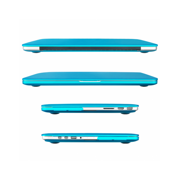 Carcasa protectie slim din plastic pentru MacBook Pro 15.4 inch (Non Retina) - amiplus.ro 2