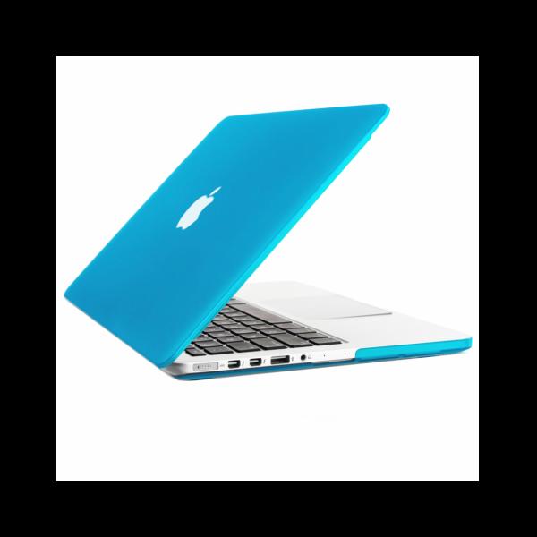 Carcasa protectie slim din plastic pentru MacBook Pro 15.4 inch (Non Retina) - amiplus.ro 0