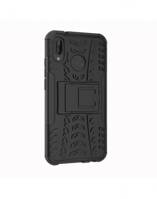 Carcasa protectie spate anti-alunecare pentru Huawei P20 Lite 2