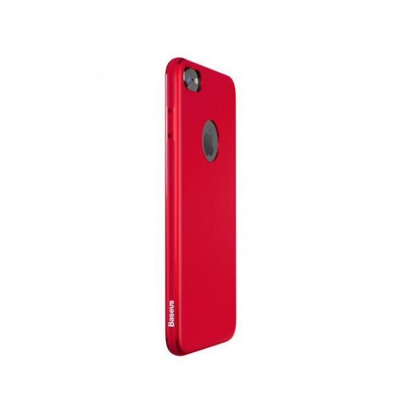 Carcasa protectie spate BASEUS din gel TPU pentru suport magnetic pentru iPhone 7 / iPhone 8 3