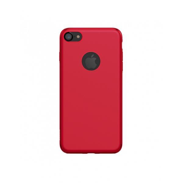 Carcasa protectie spate BASEUS din gel TPU pentru suport magnetic pentru iPhone 7 / iPhone 8 2