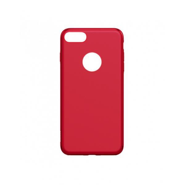 Carcasa protectie spate BASEUS din gel TPU pentru suport magnetic pentru iPhone 7 / iPhone 8 1