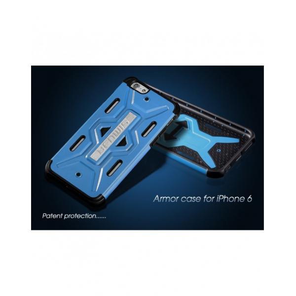 Carcasa protectie spate BENWIS din plastic si gel TPU pentru iPhone 6 / 6s 3