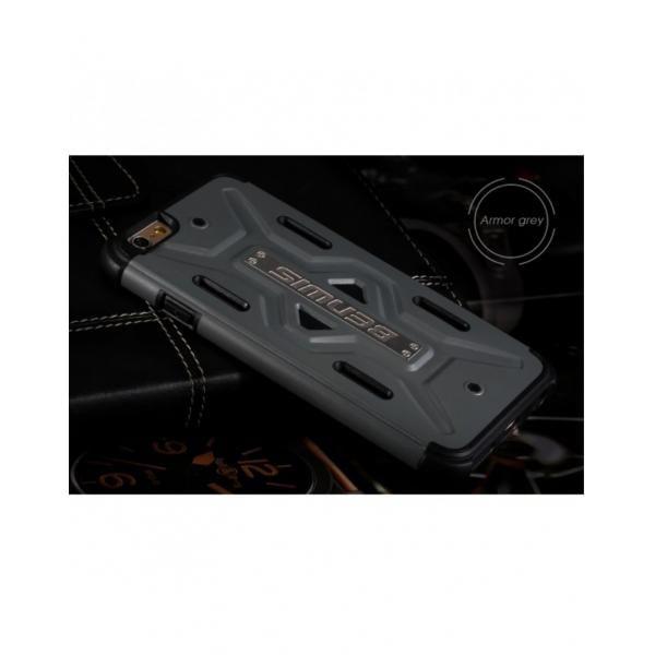Carcasa protectie spate BENWIS din plastic si gel TPU pentru iPhone 6 / 6s 1