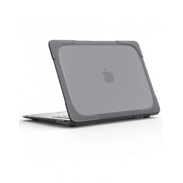 Carcasa protectie spate Heavy Duty cu suport pentru MacBook Air 13.3 inch - amiplus.ro 17