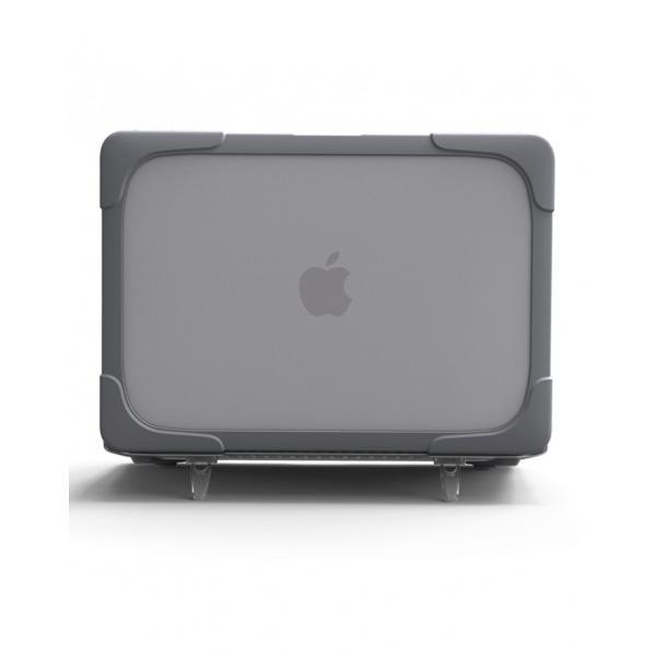Carcasa protectie spate Heavy Duty cu suport pentru MacBook Air 13.3 inch - amiplus.ro 13