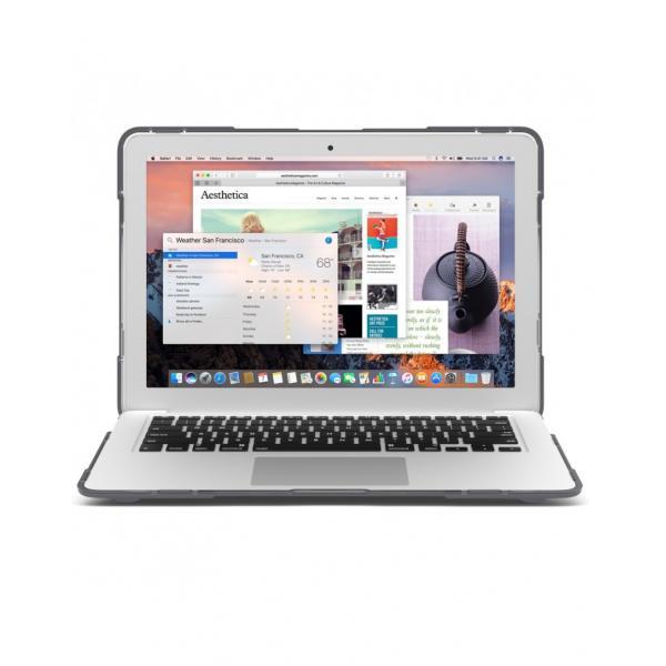 Carcasa protectie spate Heavy Duty cu suport pentru MacBook Air 13.3 inch - amiplus.ro 8
