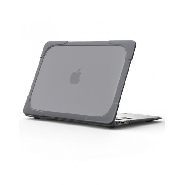 Carcasa protectie spate Heavy Duty cu suport pentru MacBook Air 13.3 inch - amiplus.ro 16