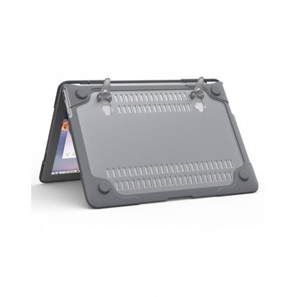 Carcasa protectie spate Heavy Duty cu suport pentru MacBook Air 13.3 inch - amiplus.ro 11