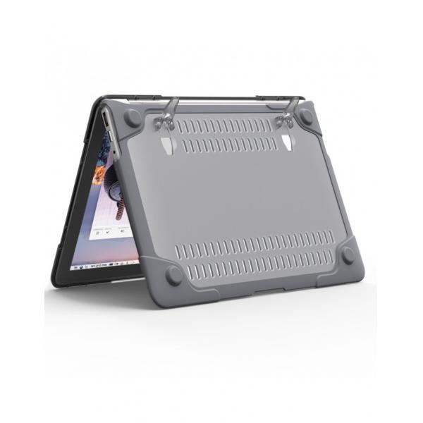 Carcasa protectie spate Heavy Duty cu suport pentru MacBook Air 13.3 inch - amiplus.ro 15