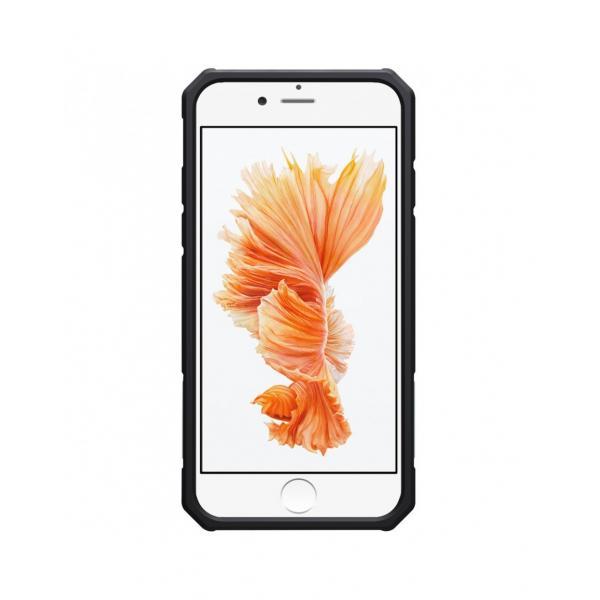 Carcasa protectie spate Defender II pentru iPhone 7 4.7 inch, neagra 2