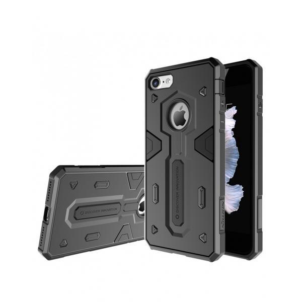 Carcasa protectie spate Defender II pentru iPhone 7 4.7 inch, neagra 3