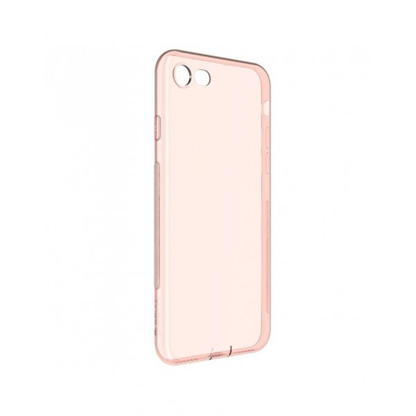 Carcasa protectie spate DEVIA din gel TPU pentru iPhone 7