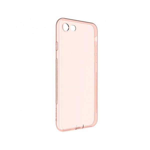Carcasa protectie spate DEVIA din gel TPU pentru iPhone 7 Plus 2