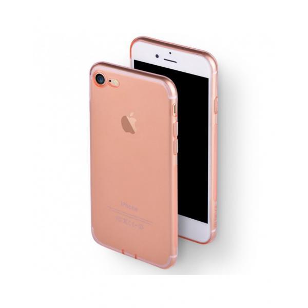 Carcasa protectie spate DEVIA din gel TPU pentru iPhone 7 Plus 0