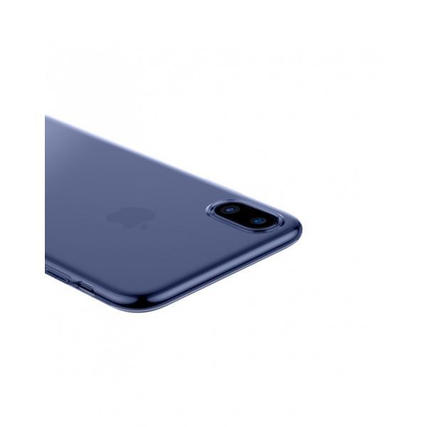 Carcasa protectie spate din gel TPU cu dopuri anti-praf pentru iPhone X 5.8 inch - amipus.ro 2