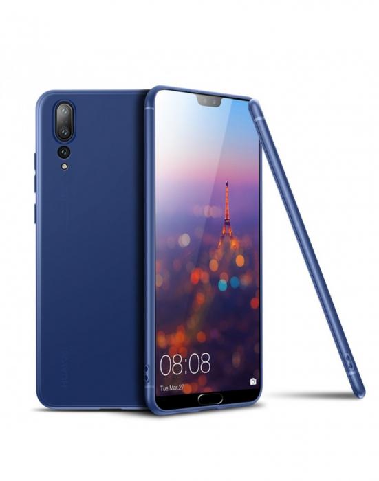 Carcasa protectie spate din gel TPU pentru Huawei P20 Pro 0